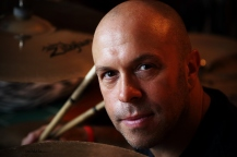 Gwent lifestyle photography of drummer