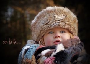 Ooh La La by Linda, award winning, childrens photographer