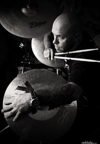 portrait photographer, Gwent, musician, drummer, lifestyle photography