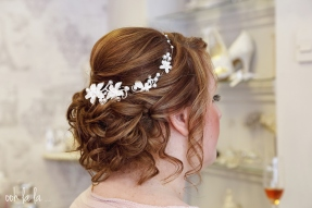 wedding photography Caldicot, bridal hair, Gwent photographer