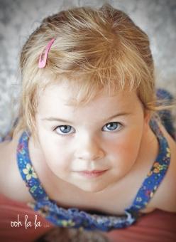 Little Princess - Caldicot portrait photographer