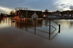 Post Storm Desmond in Windermere