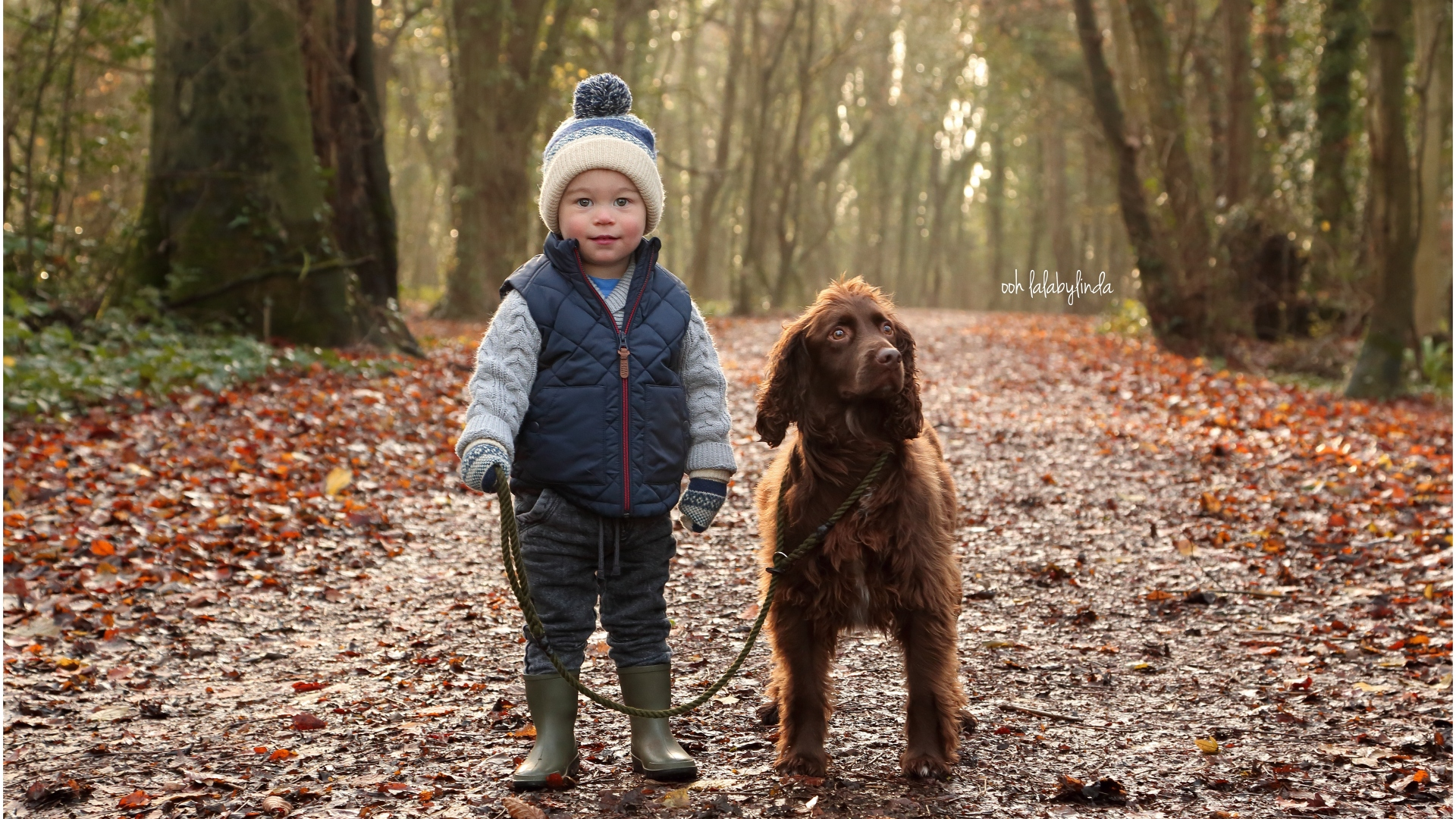 family photography in Piercefield Park