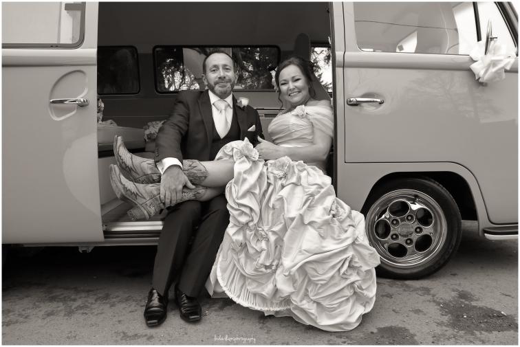 birde-groom-camper-van