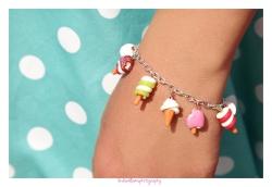ice cream bracelet