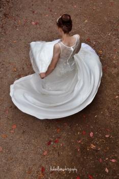Bridal portrait