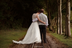 Wedding at Perrygrove Railway