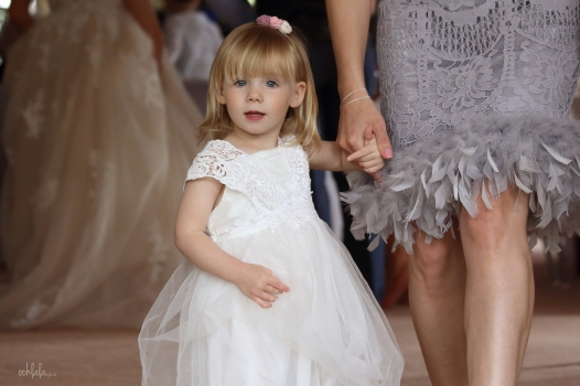 little bridesmaid