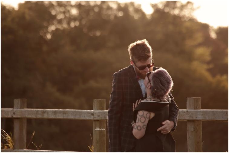 just married Newport Pembroke